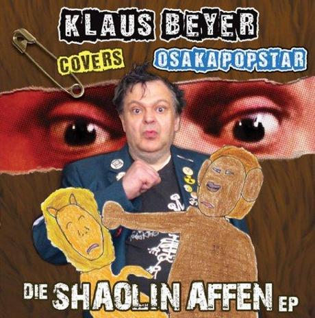 KLAUS BEYER COVERS OSAKA POPSTAR