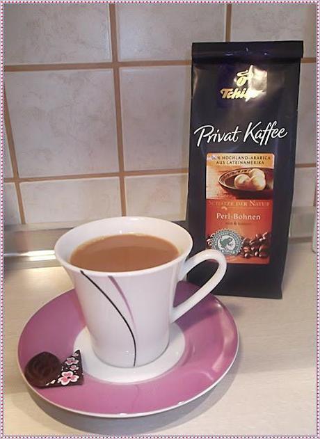 tchibo private kaffee perl bohnen. Black Bedroom Furniture Sets. Home Design Ideas
