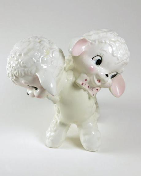 Sickly-sweet hybrid figurines by Debra Broz