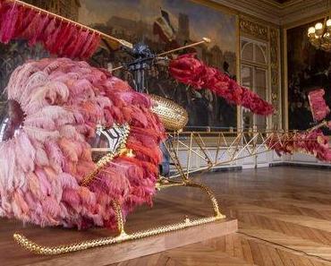 Glitter et le faste dans Versailles