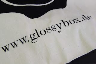 Die Glossybox im Monat Juni 2012