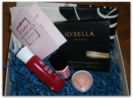 Glossybox Juni 2012 – this is goodbye…