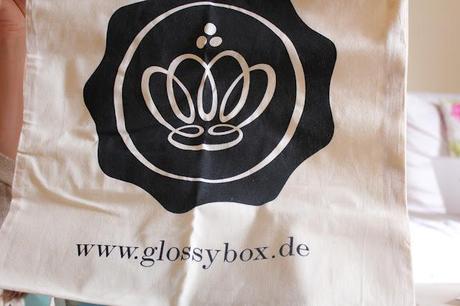 glossybox juni 2012