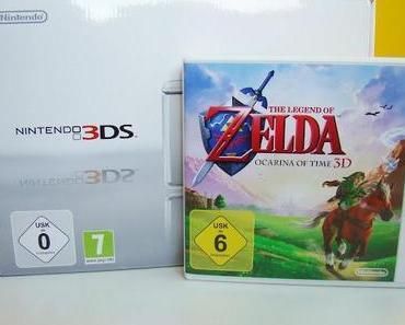 [143] New In: Nintendo 3DS