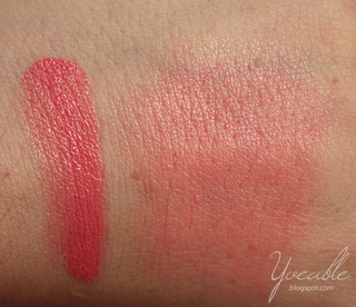 essence - lip & cheek creme
