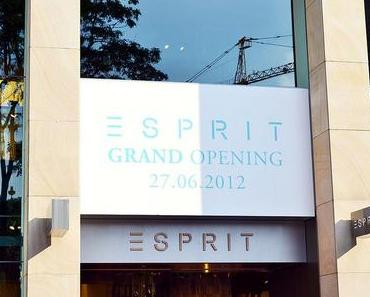 Esprit Concept Store Opening, Düsseldorf