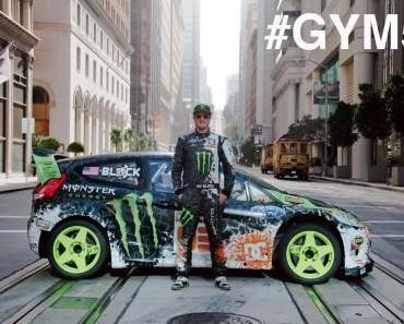 In den Straßen von San Francisco: Neuer Ford Focus ST präsentiert das Gymkhana 5-Video von Ken Block
