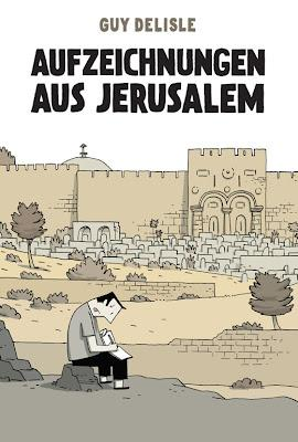 #Triples #01 - Israel im Comic (2v3) - Guy Delisle