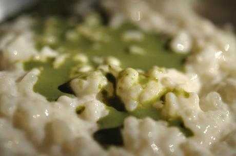 Green Tea Rice Cream