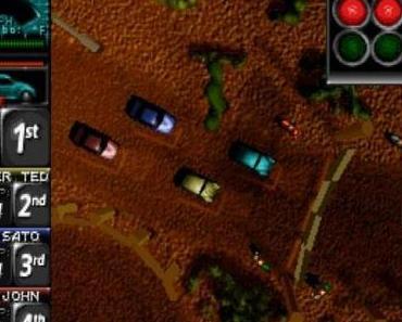Death Rally – Das Remake kommt auf den PC