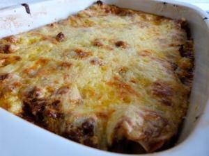 Mmmhhh…selbstgemachte Lasagne wie beim Italiener:-)