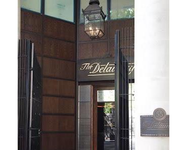 Afternoon Tea bei Delaunay, Aldwych 55, London