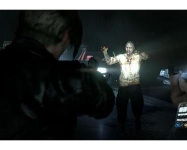 Resident Evil 6 - Neues Gameplay-Material