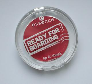 [Review/Swatch] Essence - Ready For Boarding - lip and cheek creme - 01 sending you kisses