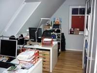 Gesund arbeiten im Heimbüro