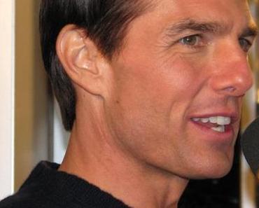 Tom Cruise ist bestbezahltester Schauspieler