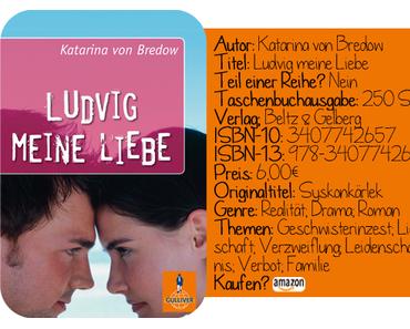 Ludvig meine Liebe -Katarina von Bredow
