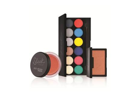 Sleek MakeUp The 2012 Collection