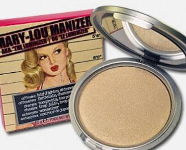 Review The Balm-Mary Lou Manizer