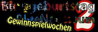 2 Jahre BlueNaversum: Gewinnspielwochen #5