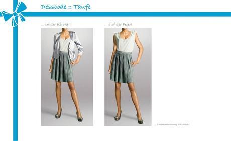 Taufe Dresscode
