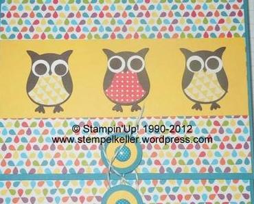 Vorschau auf den Katalog von Stampin'Up! 2012 / 2013