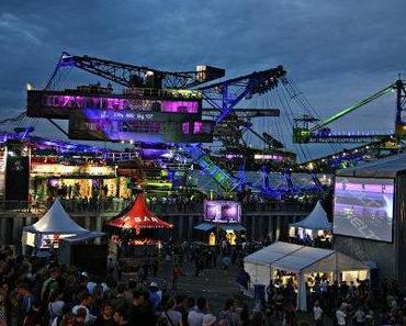 """Das Melt Festival 2012 kommt mit der besten Musik zur """"Ferropolis"""" nach Berlin"""