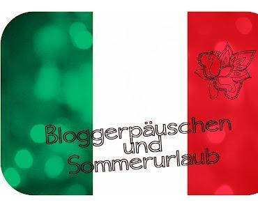 [Lesereise] Das Experiment: 14 Tage ohne Blog. Oder auch: Bloggerpäuschen, Sommerurlaub und die Ruhe vor dem Sturm