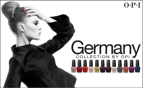 O.P.I Germany Collection
