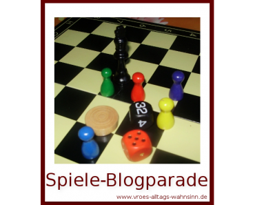 Spiele – Blogparade: Aufgabe 6