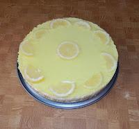 Philadelphia Zitronen Torte (ohne backen)