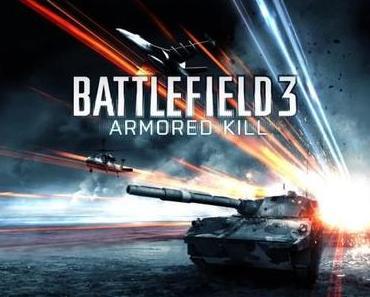 Battlefield 3: Armored Kill Trailer kommt um 1500!