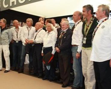 Stars, Promis, Rennfahrer, Legenden und Helden bei der Ennstal Classic 2012