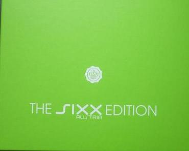 Glossybox Juli: The sixx Edition