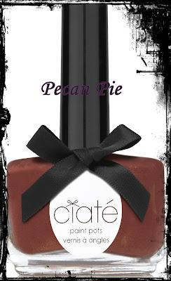 Ciaté Farblacke-Sunshine Collection/ Herbst-Winter 2012/13