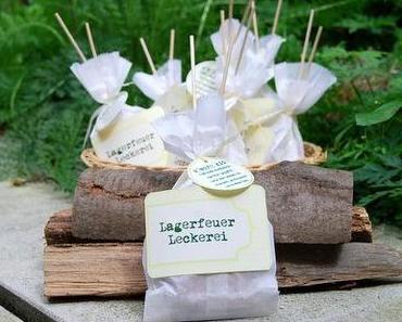 lagerfeuer leckerei // s´more kit // DIY + freebie