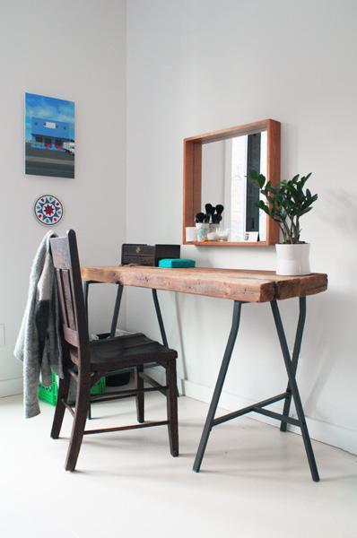 Ikea lerberg  Vika Lerberg - DIY Desks