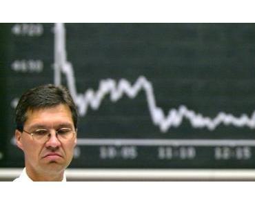 Ergebnis Bankenrettung: Risikoprämie und Zinsen schlagen heute sämtliche Rekorde