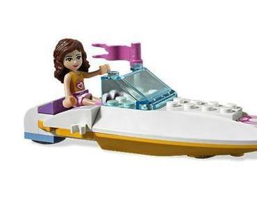 Sommer Special: Olivias Rennboot