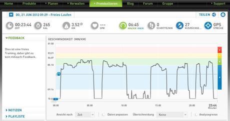 Nützliches Laufzubehör von Nike+ und Adidas Micoach bis Endomondo