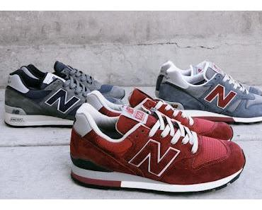 "New Balance ""Made in USA"" Herbst/Winter 2012"
