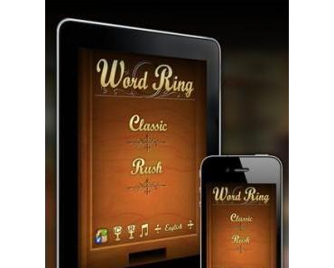 Word Ring: innovatives Wortspiel für iPhone, iPad(Video)