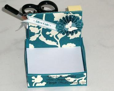 Noch eine Notiz-Zettelbox!