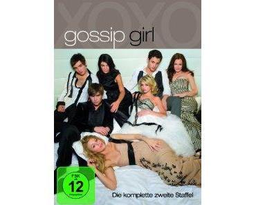 Endlich ist sie da! Die zweite Staffel von Gossip Girl.