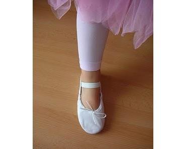 Bloch Ballettschuhe in weiß bei sgs24.de