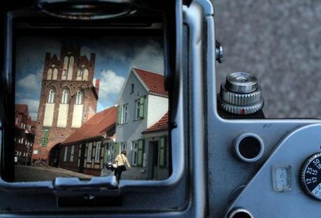 Bitte lächeln alte Stadt – 1. Preis Hobbyfotografen