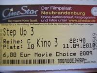 Step Up 3 (11.09.2010)