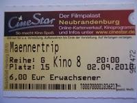 Männertrip (02.09.2010)
