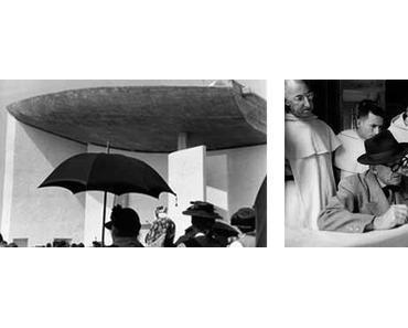 René Burri – Vintage Prints. Le Corbusier