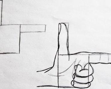 Zeichenkurs: Tutorial – Hände zeichnen lernen / Teil 1.